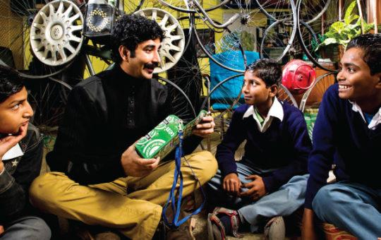 Teach a Child, Change a World (Ensia)